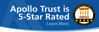 Apollo Trust is 5-Star Rated